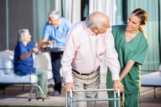 When should I sign a nursing home agreement