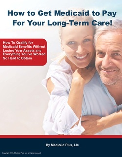 medicaid planning guide for long term care, PA, NJ, DE, MD