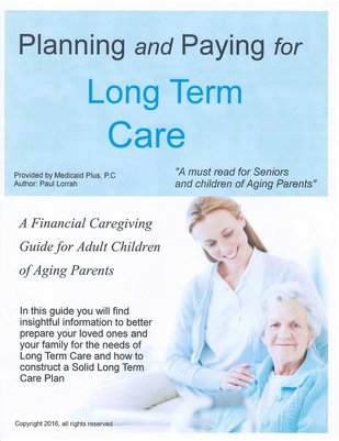 Paul Lorrah, Author of Planning and Paying for Long Term Care